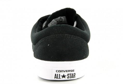 CONVERSE 155067 BLACK/WHITE ALL STAR SLIM LOW  25-30
