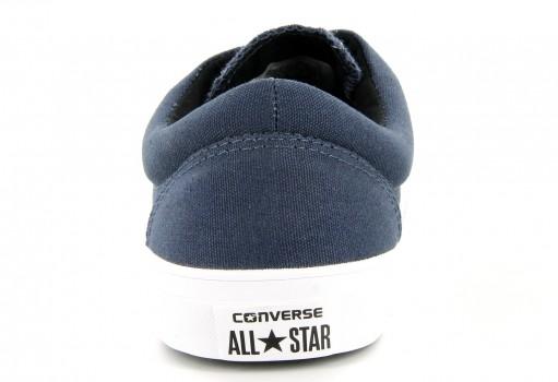 CONVERSE 155068 BLUE/WHITE ALL STAR SLIM LOW  25-30