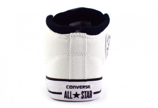 CONVERSE 155469 WHITE/BLACK/WHITE CTAS HIGH STREET HI 25