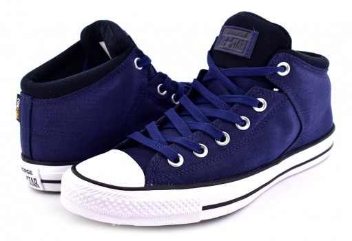 CONVERSE 157449 MIDNIGHT NAVY/BLACK CTAS HIGH STREET HI 25