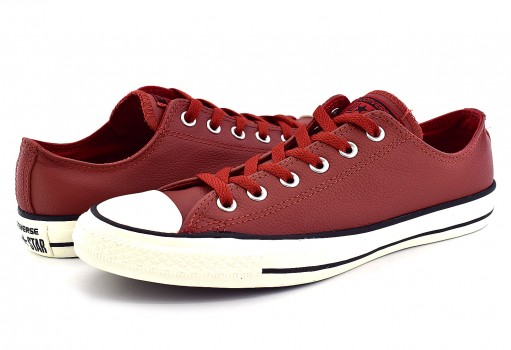 CONVERSE 157567 TERRA RED/EGRET/BLACK CTAS OX 25