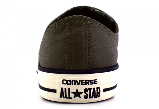 CONVERSE 157568 MEDIUM OLIVE/EGRET/BLACK CTAS OX 25