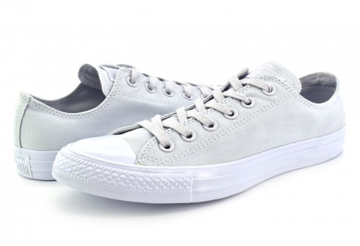 CONVERSE 157671 PURE PLATINUM CHUCK TAYLOR ALL STAR  22-27