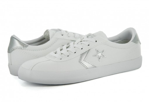 CONVERSE 158033 WHITE/PURE SILVER BREAKPOINT 22