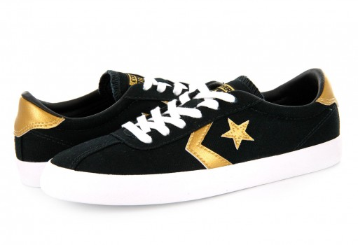 CONVERSE 158034 BLACK/GOLD/WHITE BREAKPOINT 22