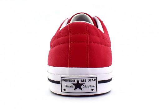 CONVERSE 158466 CASINO/WHITE/WHITE ONE STAR OX  25-30