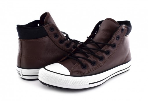 CONVERSE 162413 CHOCOLATE/BLACK/WHITE CHUCK TAYLOR ALL STAR PC BOOT HI  25-30