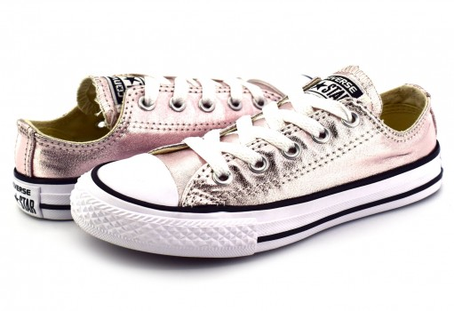 CONVERSE 357661 METALLIC PLATA CHUCK TAYLOR ALL STAR  17-22
