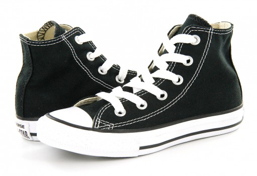 CONVERSE 3J231 BLACK BASIC HI  1