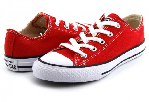 CONVERSE 3J236 RED BASIC  1