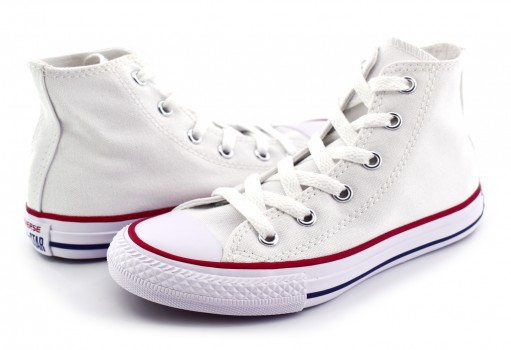 CONVERSE 3J253 OPTICAL/WHITE BASIC HI  1