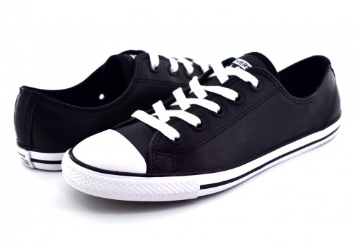 CONVERSE 537107 C BLACK CT DAINTY OX  22-32