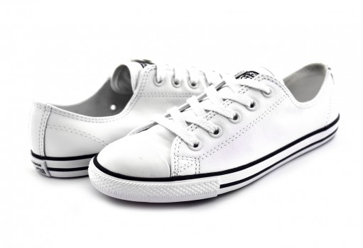 CONVERSE 537108 C WHITE CT DAINTY OX  22-32