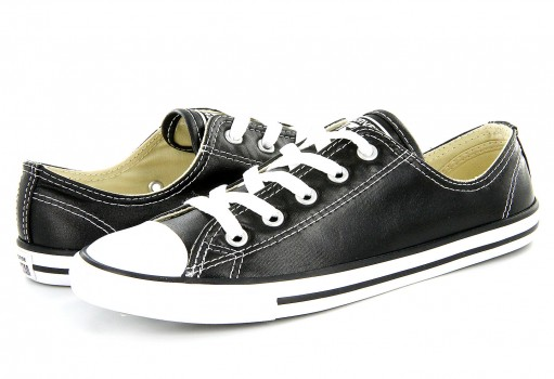 CONVERSE 555905 BLACK PEARL/BLACK/WHITE CHUCK TAYLOR ALL STAR DAINTY 22