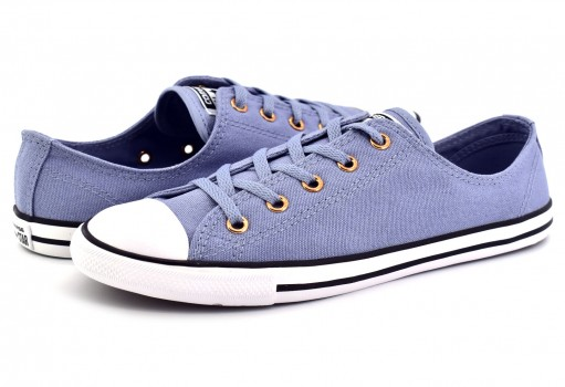 CONVERSE 557966 BLUE CHUCK TAYLOR ALL STAR DAINTY  22-27
