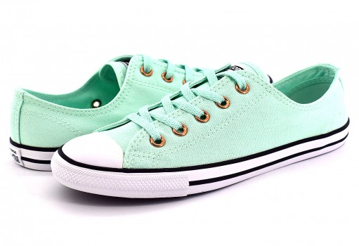 CONVERSE 557968 MINT CHUCK TAYLOR ALL STAR DAINTY  22-27