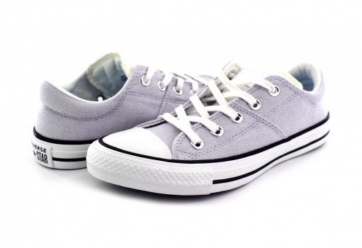 CONVERSE 562456 WOLF GREY/WHITE CHUCK TAYLOR ALL STAR MADISON OX  23.0 AL 26.5