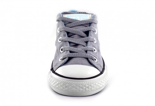 CONVERSE 661883 WOLF GREY/CYAN TINT/WHITE CHUCK TAYLOR ALL STAR MADISON OX  17-25