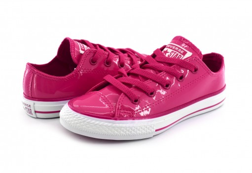 CONVERSE 662321 PINK POP/PINK POP/WHITE CHUCK TAYLOR ALL STAR OX  17-25