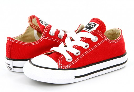CONVERSE 7J236 RED BASIC  11-16.5