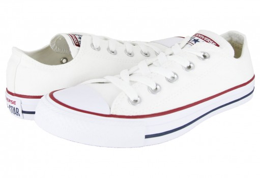 CONVERSE M7652 OPTICAL/WHITE BASIC  22-32