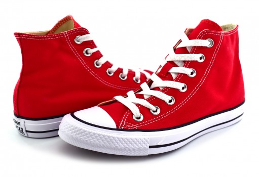 CONVERSE M9621 RED BASIC HI  22-32