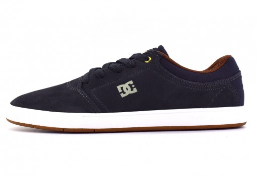 DC SHOES 100029 GRW GREY/WHITE CRISIS 25