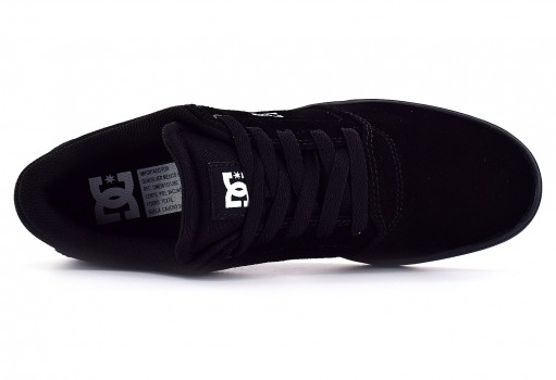 DC SHOES 100029 XKKW BLACK/BLACK/WHITE CRISIS  25-31