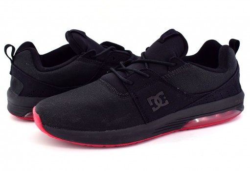 DC SHOES 200012 BLR BLACK/RED HEATHROW IA TXSE  22-27