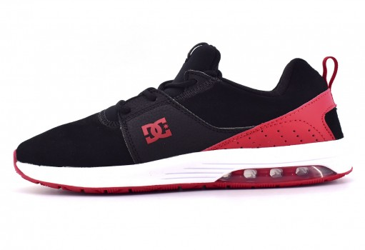 DC SHOES 200035 BAH BLACK/RED ASIAN HEATHROW IA  25-31