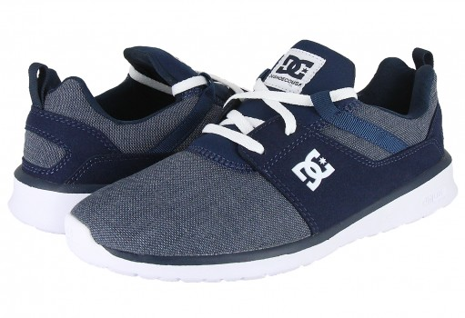 DC SHOES ADJS 700025 CHY CHAMBRAY HEATHROW TX SE  22-27