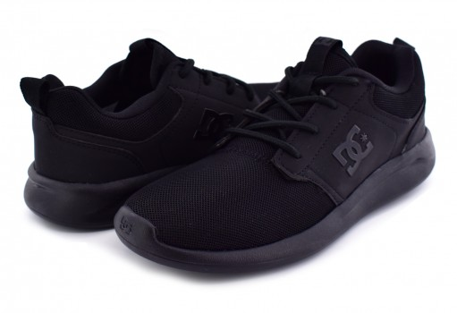 DC SHOES ADJS 700059 XKKK BLACK/BLACK/BLACK MIDWAY SN MX  22-27