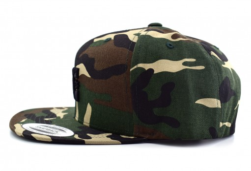 DC SHOES ADYH A03575 GRA0 CAMO SNAPPY  HDWR  UNICA