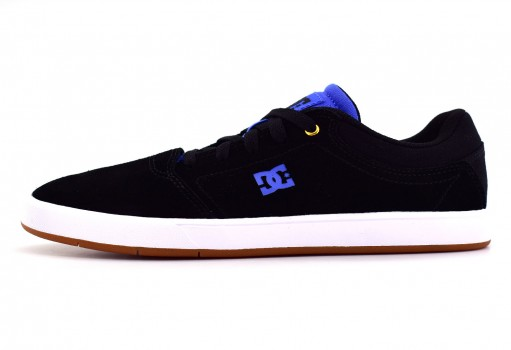 DC SHOES ADYS 100029 XKKB BLACK/BLACK/BLUE CRISIS  25-30