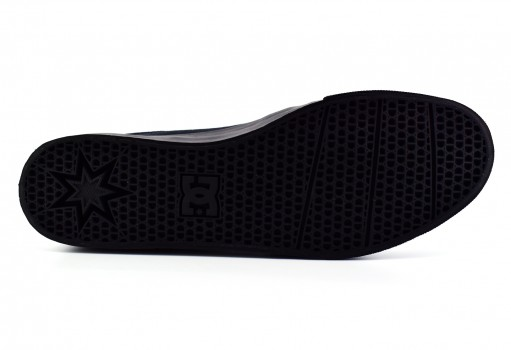DC SHOES ADYS 300474 3BK BLACK/BLACK/BLACK TRASE TX MX M  25-30