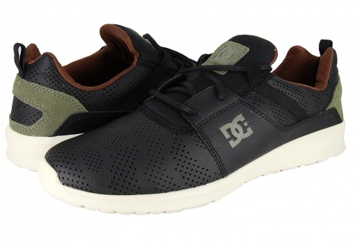 DC SHOES ADYS 700073 0CP BLACK/CAMO/PRINT HEATHROW SE  25-30