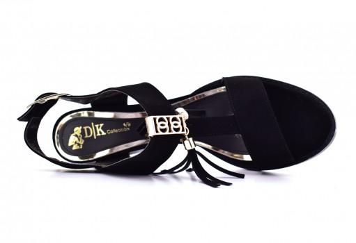 DK 1704 BUCK NEGRO  23 - 27