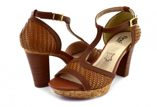 FLEXI 32011 CAFE CHIC  22.5 27