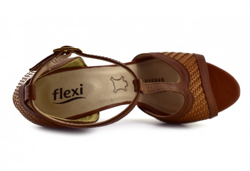 FLEXI 32011 CAFE CHIC  22.5 27