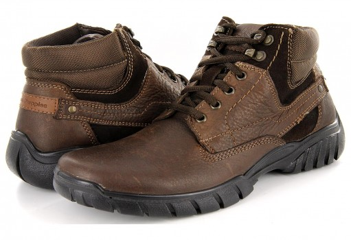 HUSH PUPPIES HB 9990 HB CHOCOLATE  25.0  -  32.0