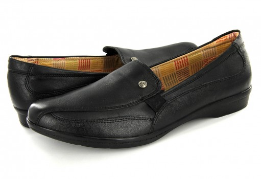 HUSH PUPPIES HG2002 TUMBLE NEGRO  22.0 - 27.0