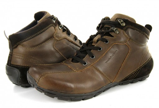 HUSH PUPPIES P 0993 E1 TERNERA CAMOCCION MOKA/CAFE TR  25.0  -  32.0