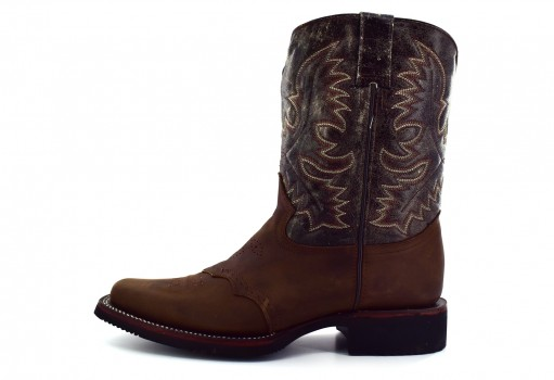ISRAEL BOOTS 4000 CRAZY CAFE FRONTIER  25-30