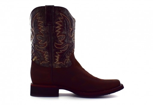ISRAEL BOOTS 4003 TEXAS CRAZY CAFE  25-30