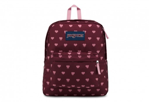 JANSPORT JS00T 50148X RUSSET RED SUPERBREAK  UNICA