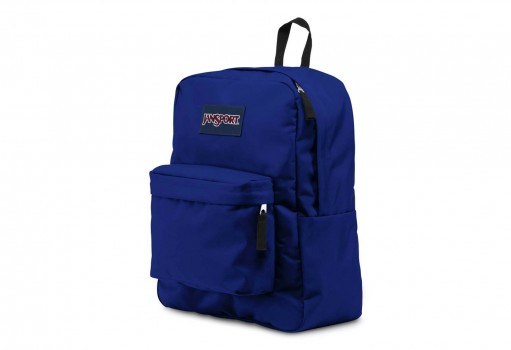 JANSPORT JSOOT 5013N7 REGAL BLUE SUPERBREAK  UNICA