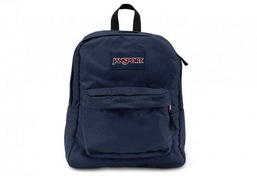 JANSPORT T 501003 T NAVY SUPERBREAK  UNICA