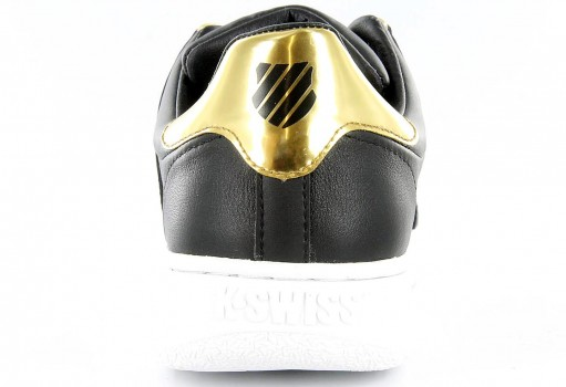 K-SWISS 05008 049 BLACK METAL GOLD CLASSIC VN METAL  25-30