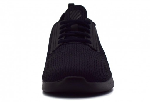 K-SWISS 05618 001 BLACK/BLACK AERONAUT  25-30