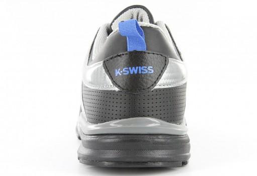 K-SWISS 0F005 098 BLACK /GREY//BLUE SHARK  25-30